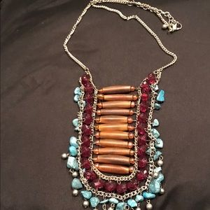 Costume Native American traditional necklaces
